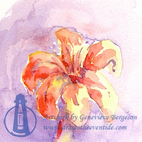 Sunburst Lily