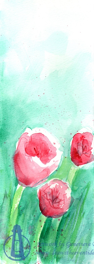 Tulip Variations 1 (2020)