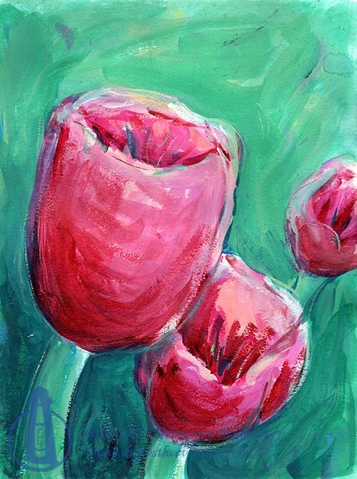 Tulip Variations 2 (2020)