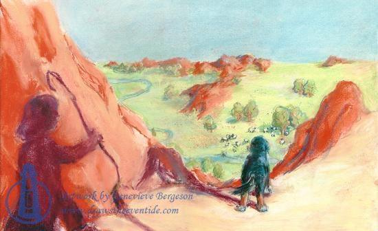 The Littlest Sheep: The Shepherd