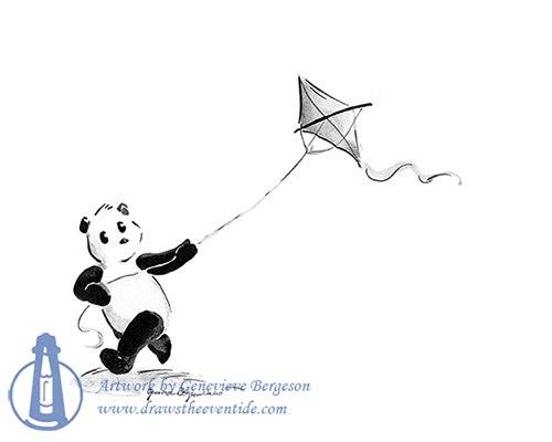 Kite Panda